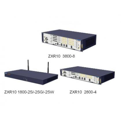 ZTE ZXR10 ZSR V2 Next-Generation Access Router