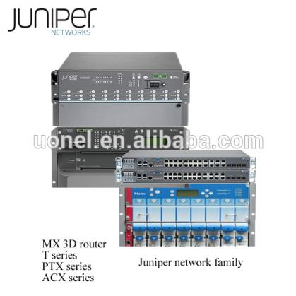 Juniper MX80-48T-AC,MX80-48T chassis with 48x1GE RJ-45 and 4x10GE XFP built-in ports, AC power supply, Fan Tray w/Filter